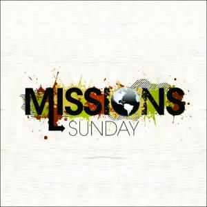 Missions Sunday - 2016