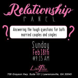 Relationship Panel