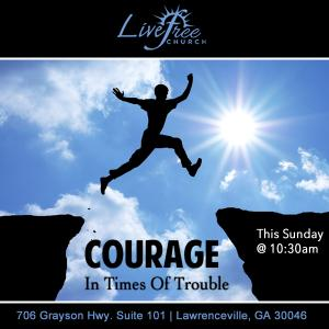 1 Peter – Courage in Times of Trouble
